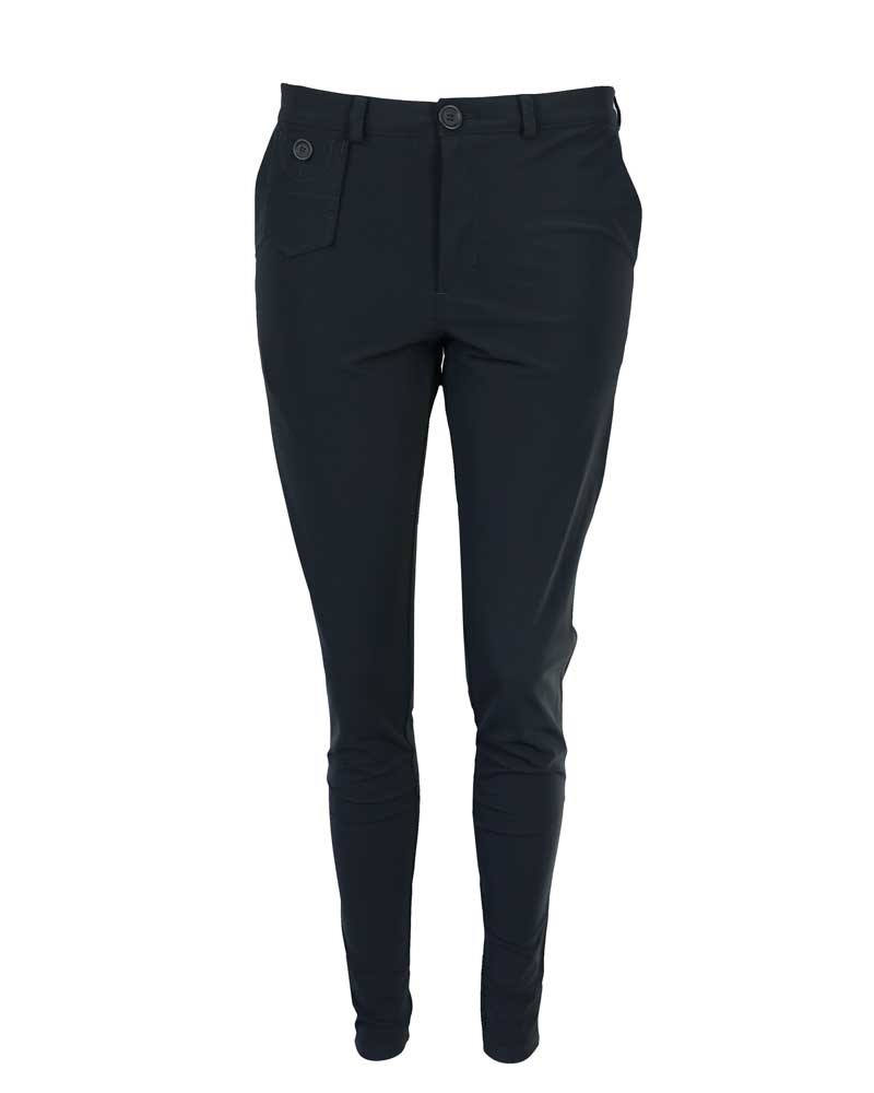 Zwarte dames pantalon Penn&Ink - BSCN014