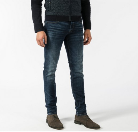 Blauwe heren jeans Vanguard - VTR185203 -LHI 34