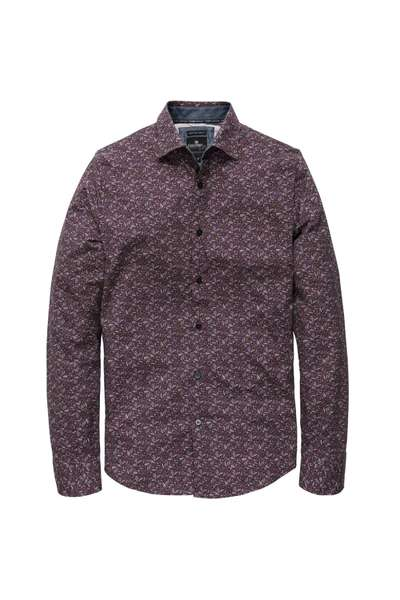Bruine heren overhemd Vanguard -  VSI185400 - 8204
