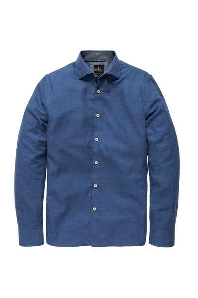 Blauw heren overhemd Vanguard - VSI186422 - 4289