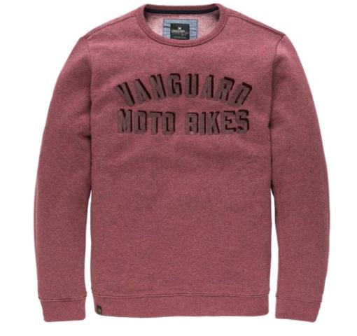 Bordeux heren sweater Vanguard - vsw185204 - 8204