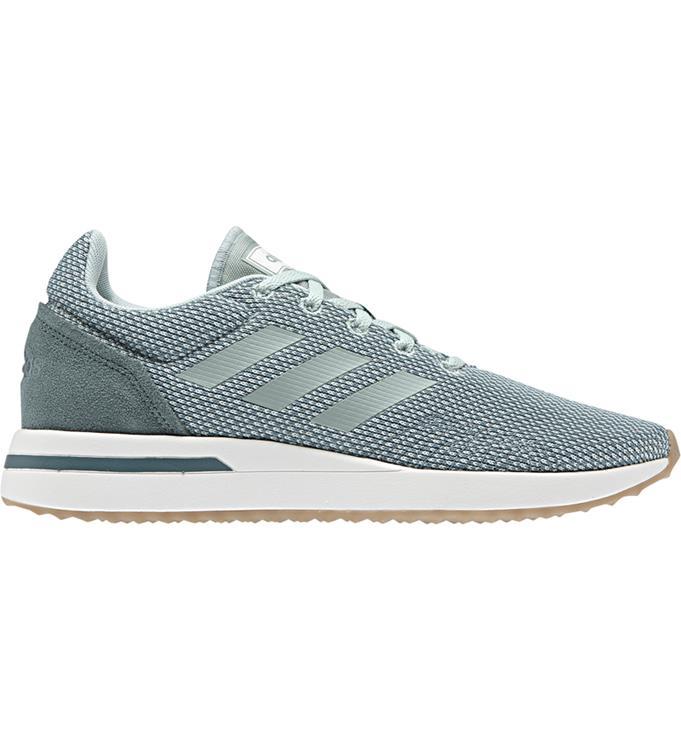 Groene dames schoen Adidas - B96561 Run 70S - ASHGRN/ASHGRN/RA