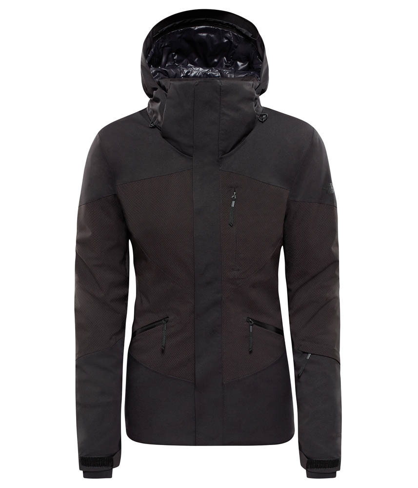 Zwart Dames jack The North Face W Lenado T93KQKJK3