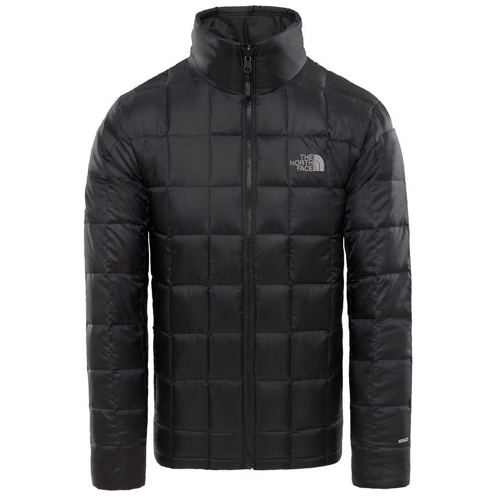 zwart donsjack The North FAce Kabru T93LIAJK3