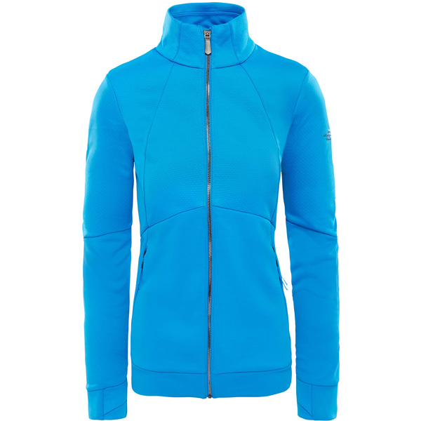 blauwe dames fleece The North Face W Croda Rossa T93KQPF89