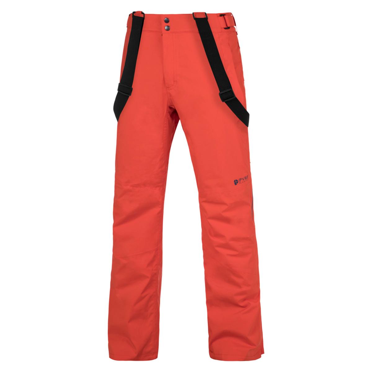 Oranje heren skibroek Protest Mikka 4710282 919919