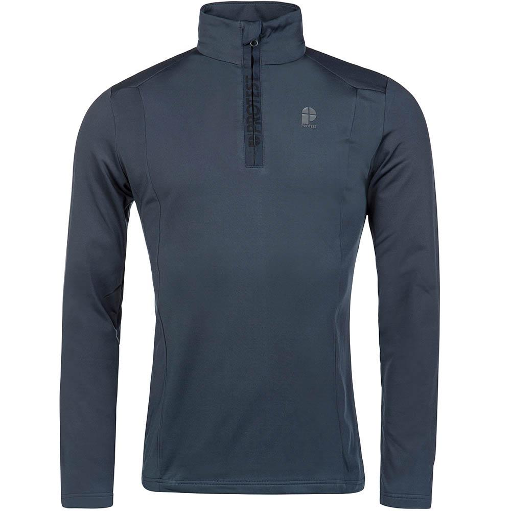 blauw grijze heren pulli Protest Willowy 3710400 235
