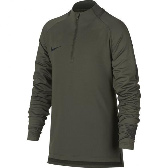 Donker groen heren vest Nike - 894631 Dry Squad drill - 325