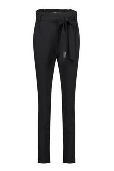 Zwarte dames broek Penn & Ink - W18N372LTD - black