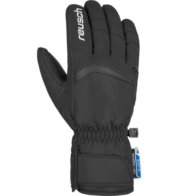 Zwarte heren handschoenen Reusch Balin R-Tex XT - 4801265 700