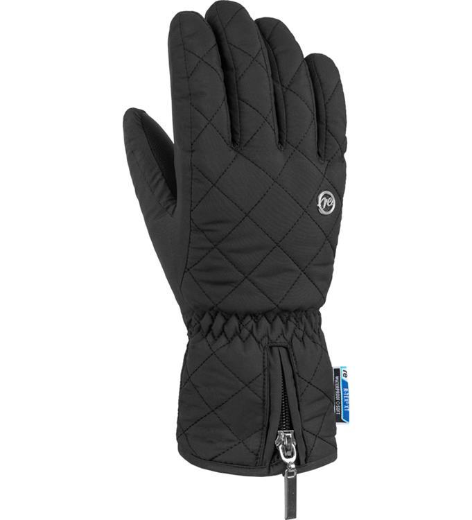 Zwarte dames handschoenen Reusch Mariane R-Tex XT - 4831254 700