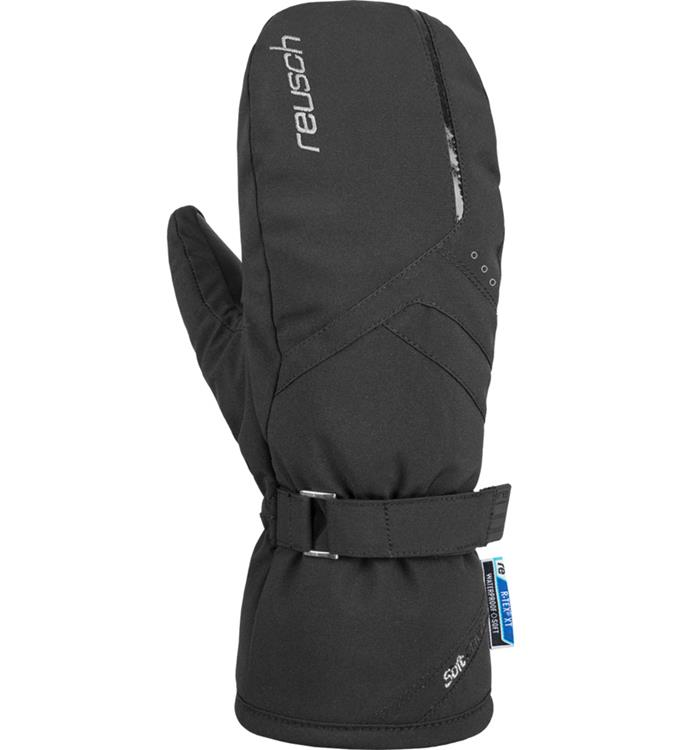 Zwarte dames handschoenen Reusch Hannah R-Tex XT Mitten - 4831513 702