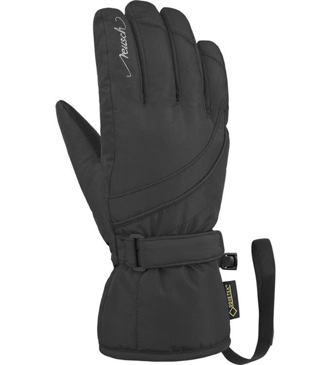 Zwarte dames handschoenen Reusch Sophie GTX - 4890315 702