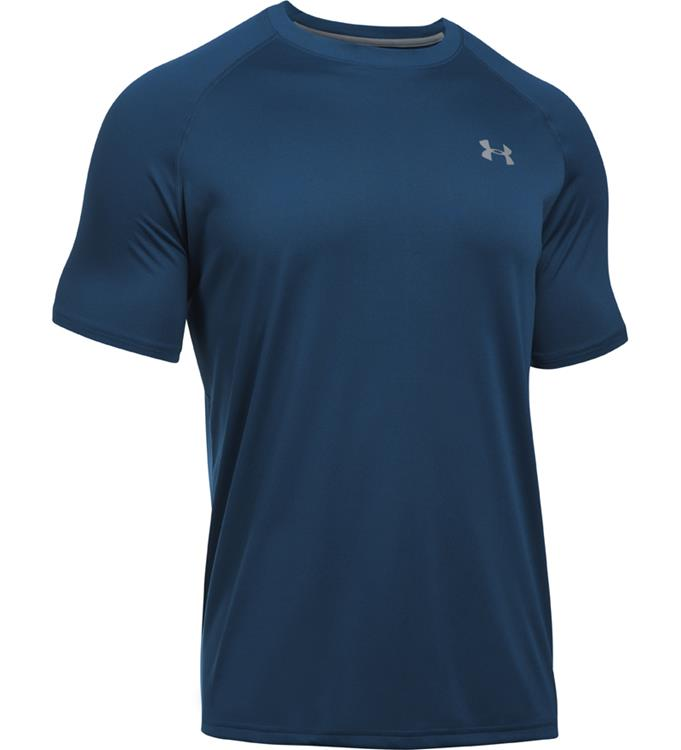Blauw Heren Sport T-shirt Under Armour 1228539-997