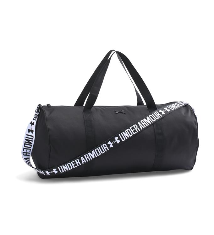 Zwarte sport tas Under Armour - Favorite barrel duffle bag