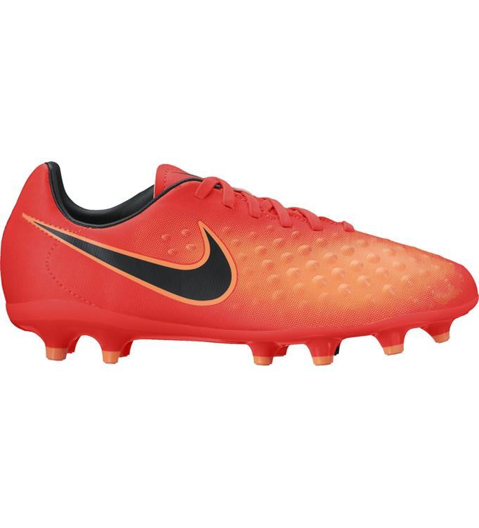 Oranje Voetbalschoen Nike Magista Opus 2 FG Junior 844415