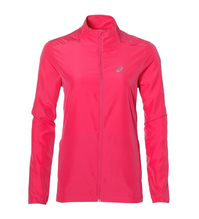 Roze dames running jack Asics - SENIOR JACKET