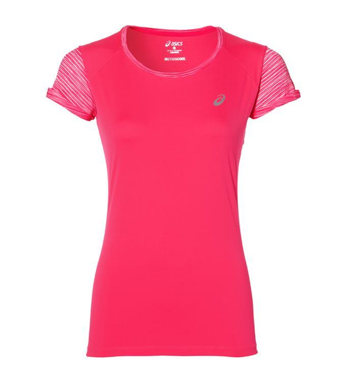 Roze dames sport shirt Asics - FUZEX SENIOR