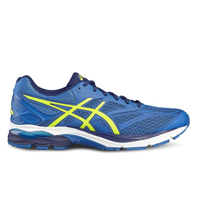 Blauwe running schoen Asics - Gel-pulse 8 4097
