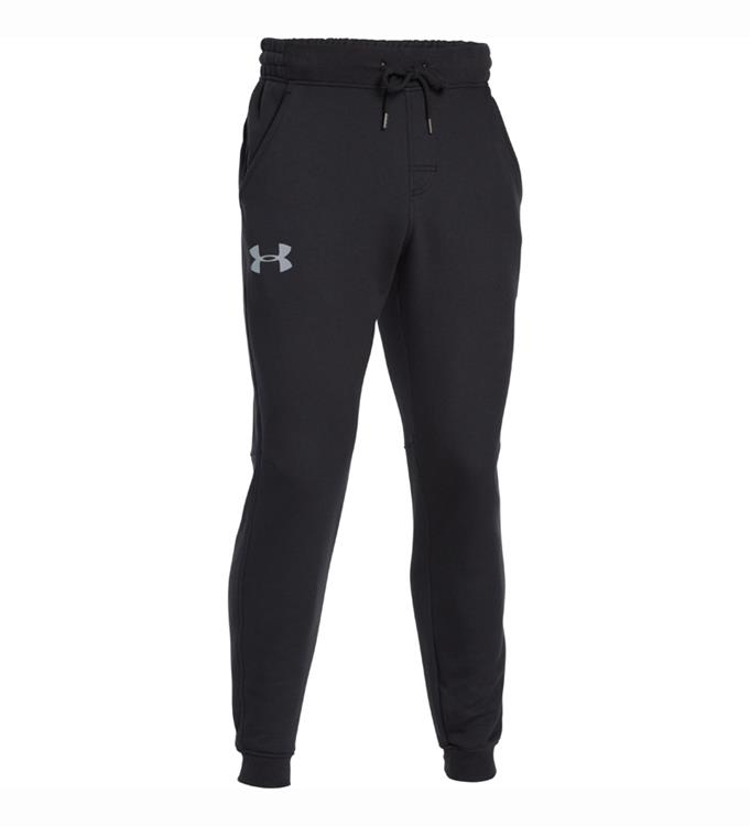 Zwarte heren jogger Under Armour - Rival cotton
