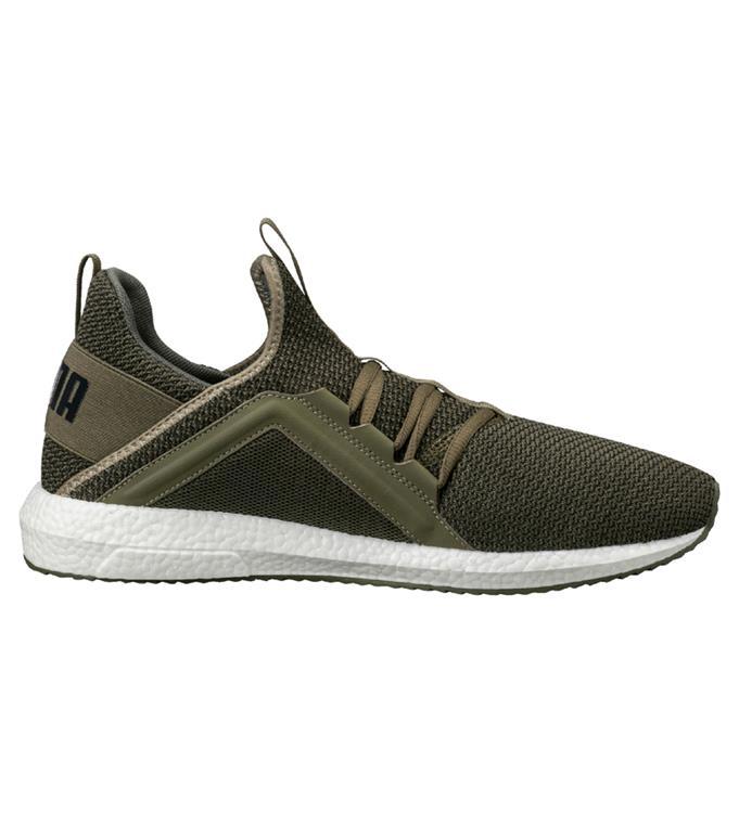 Groene Heren Sneaker puma Mega NRGY Knit