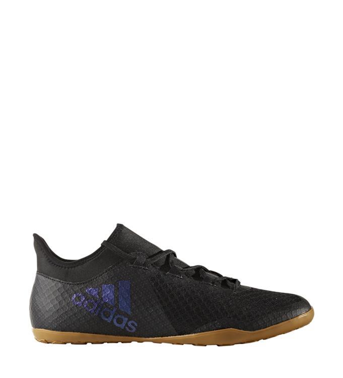 Zwarte voetbalschoen indoor Adidas x Tango 17.3 IN - CG3716
