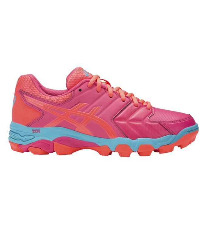Rose Blauwe Dames Hockeyschoen Asics Blackheath 6 - P665Y
