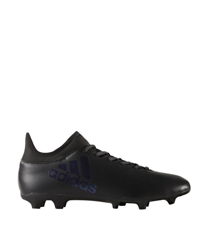 Zwarte voetbalschoen Adidas X 17.3 FG - S82364