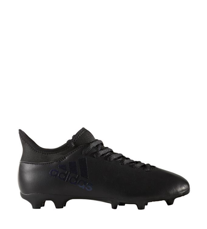 Zwarte Kids voetbalschoen Adidas x 17.3 -S82371