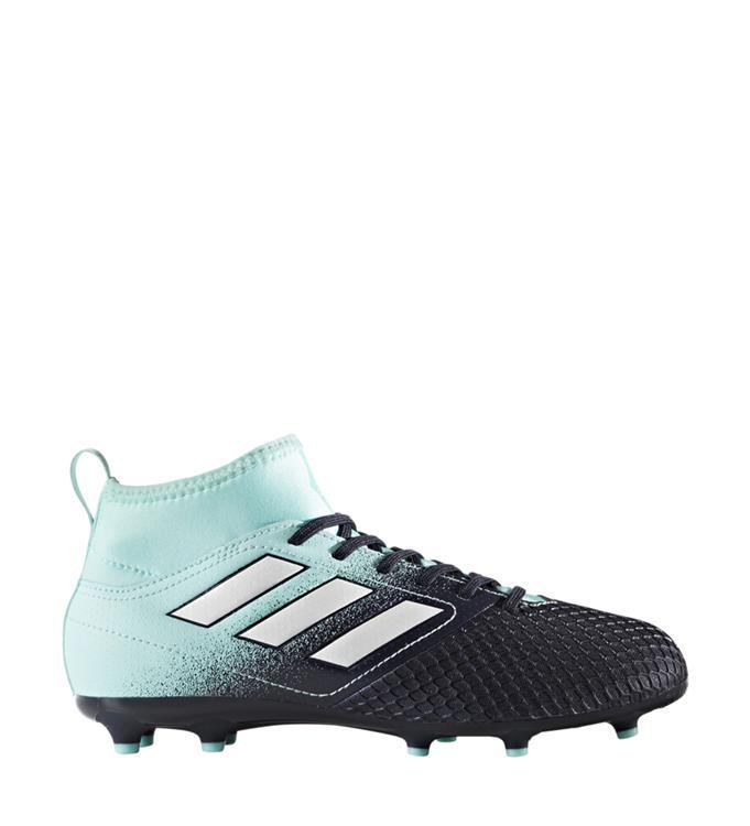 Blauw donkerblauwe kids voetbalschoen Adidas Ace 17.3 FG -