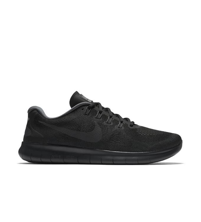 Zwarte Heren sportschoen nike - Nike Free RN 2017