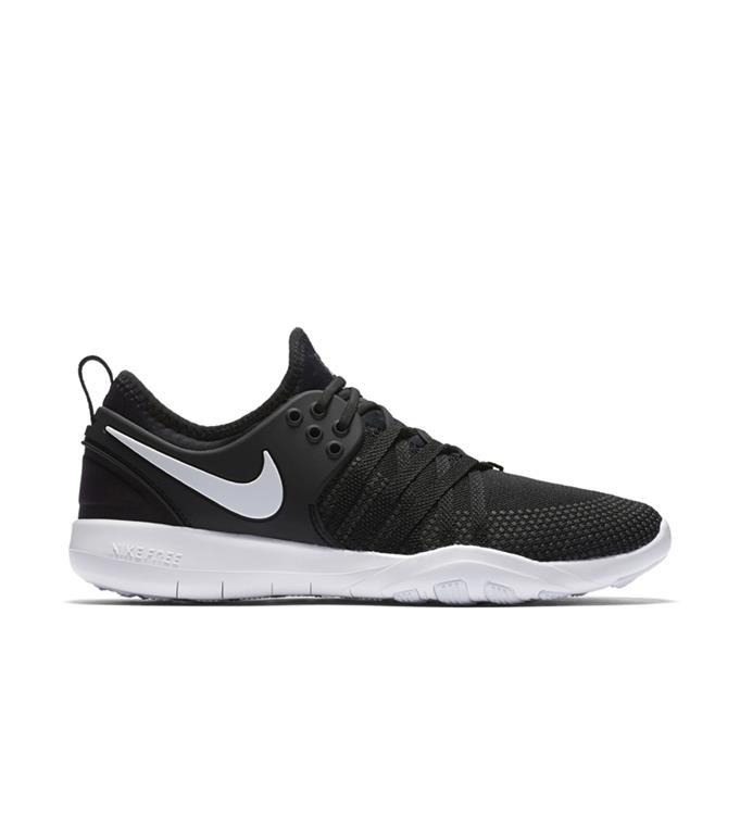 Zwarte witte Fitnesschoen Nike - free TR 7