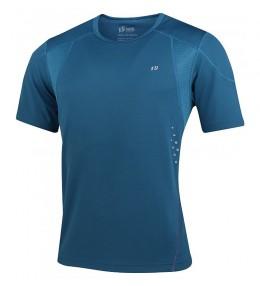 Blauw Heren Running Shirt York - Kyle