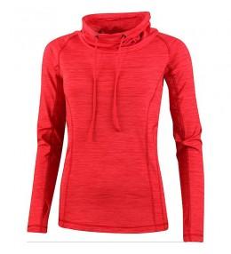 Rode dames running sweater York - Jamie
