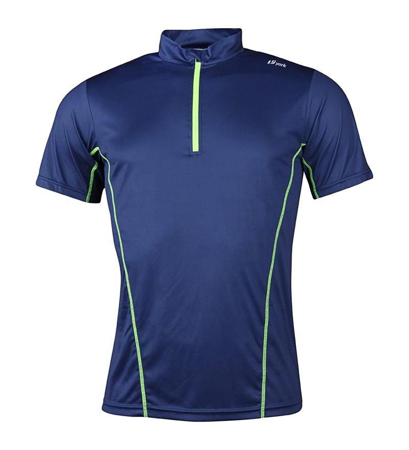 Blauw Heren Running Shirt York Ron 5003