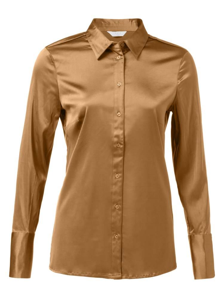 Bronzen dames blouse YAYA - 110105-824