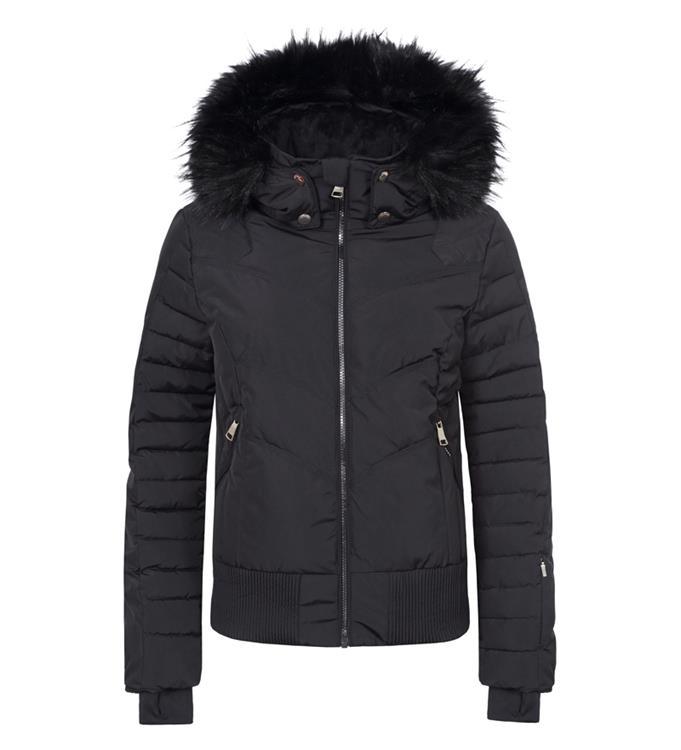 Zwart dames winter jack Luhta - Bigga L7