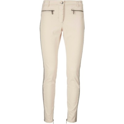 poederkleur broek Gustav 18022 6394 Bi-stretch pants