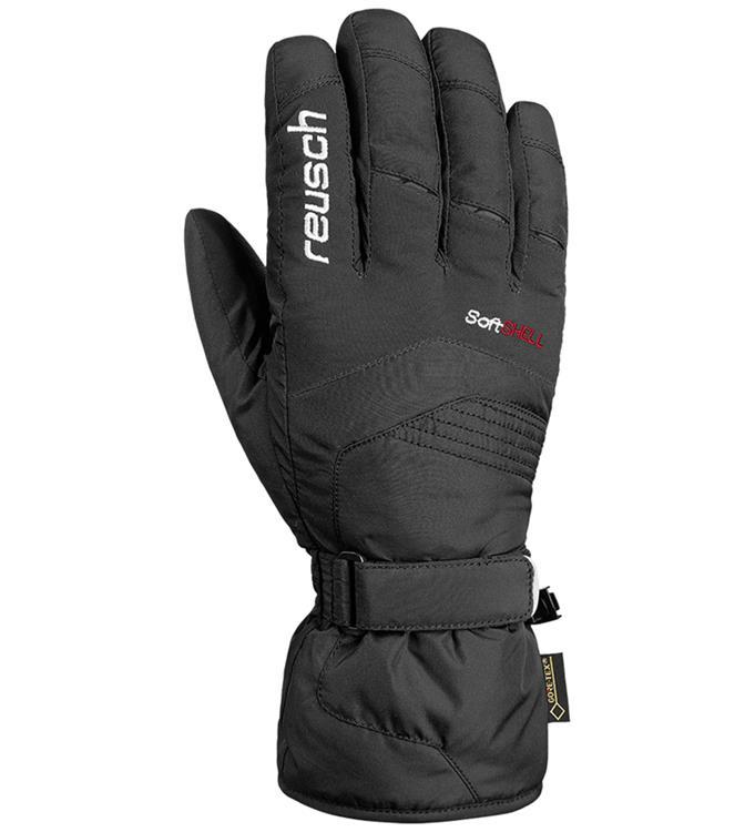 Zwarte heren handschoenen Reusch - Sandor G