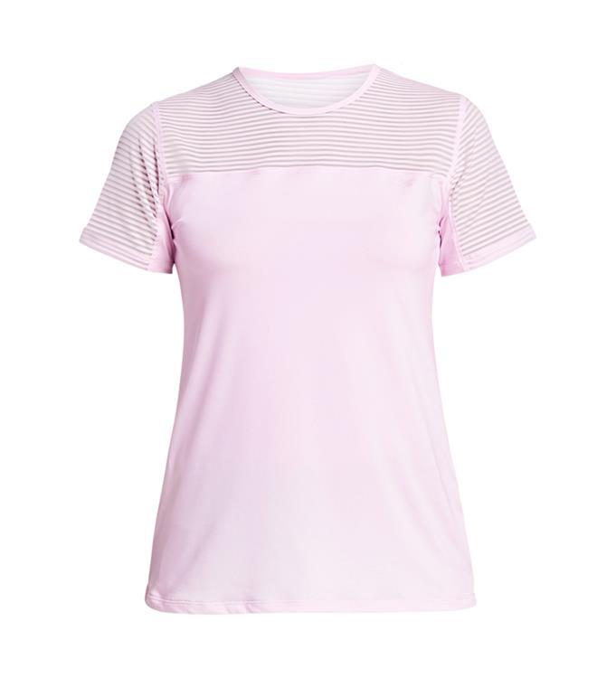 Lichtroze dames sport shirt Rohnisch - Mike tee