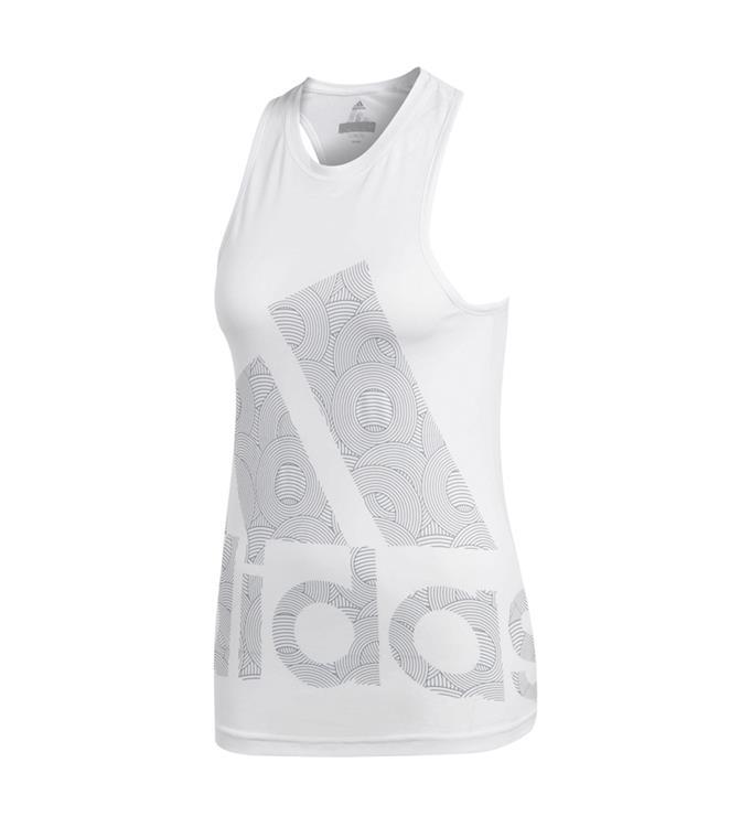 Witte dames sport top Adidas - CV5106