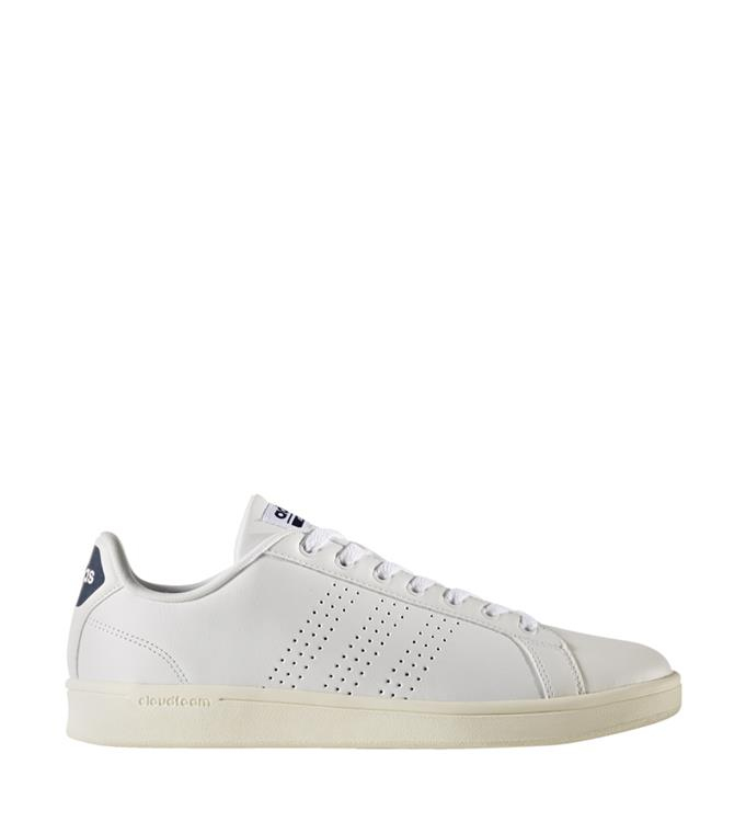Witte heren sneaker Adidas Advantage CL - BB9624