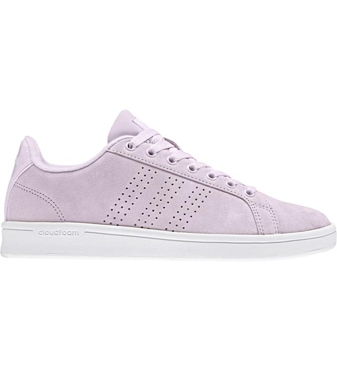 Rose witte dames Sneaker Adidas Advantage CL W - DB1319