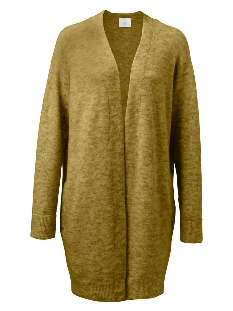 Groen dames vest YAYA - 101020-823