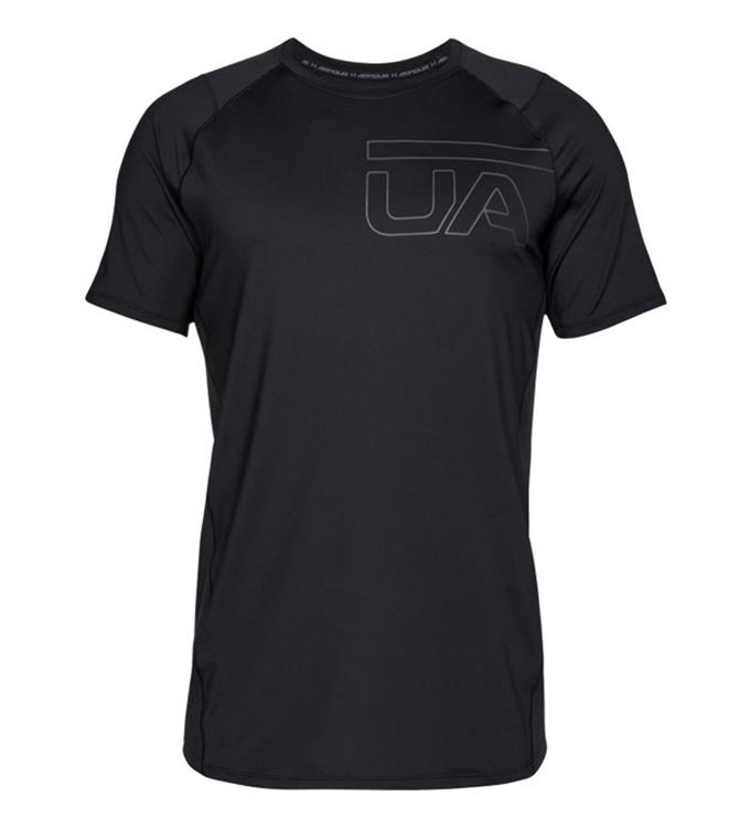 Zwart heren shirt Under Armour - 1306429-001