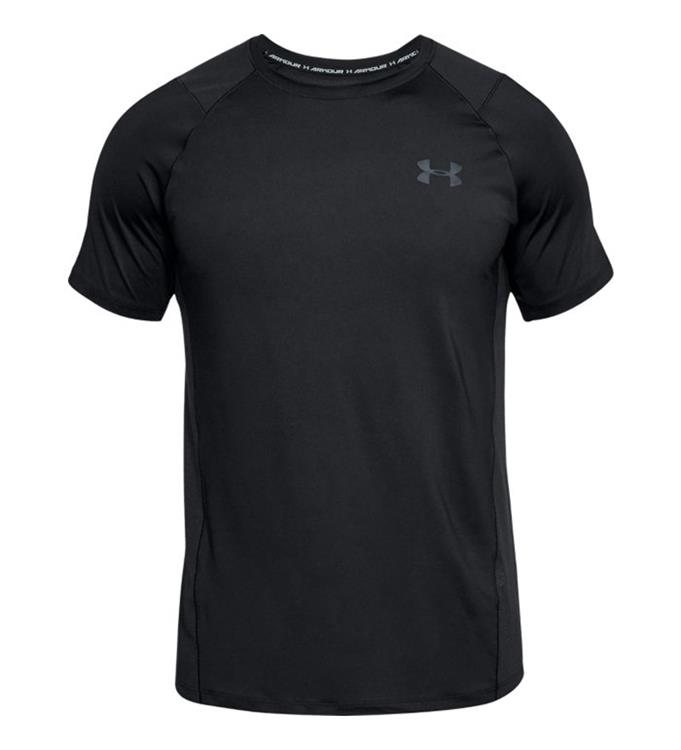 Zwart heren shirt Under Armour - 1323415