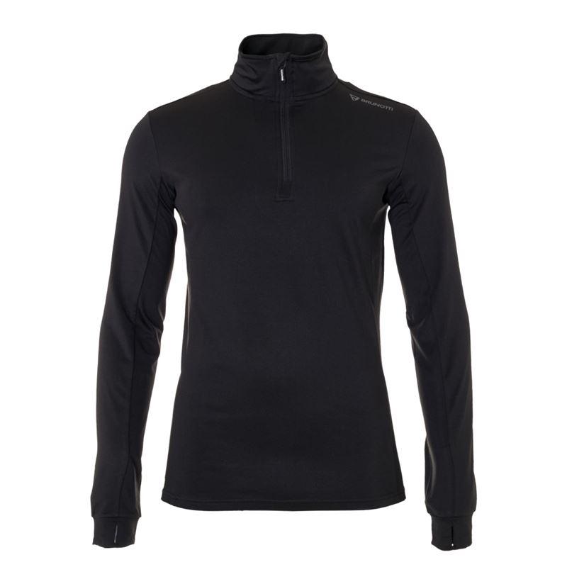 Zwarte heren pully Brunotti - Terni