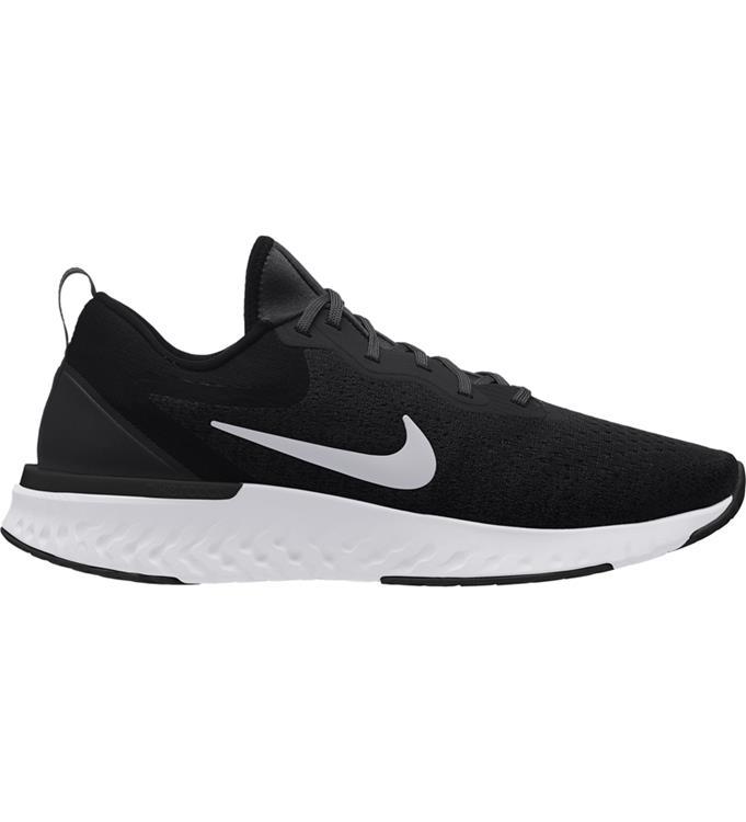 Zwarte witte Heren sportschoen  Nike ODYSSEY REACT - AO9819