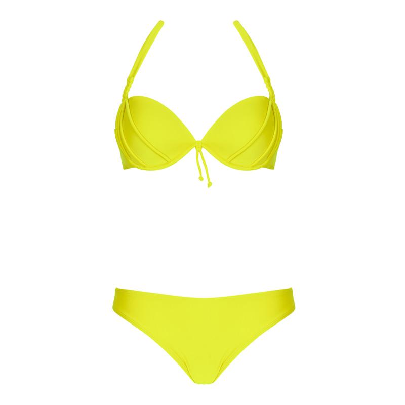 Gele bikini Lingadore 2512 bahama