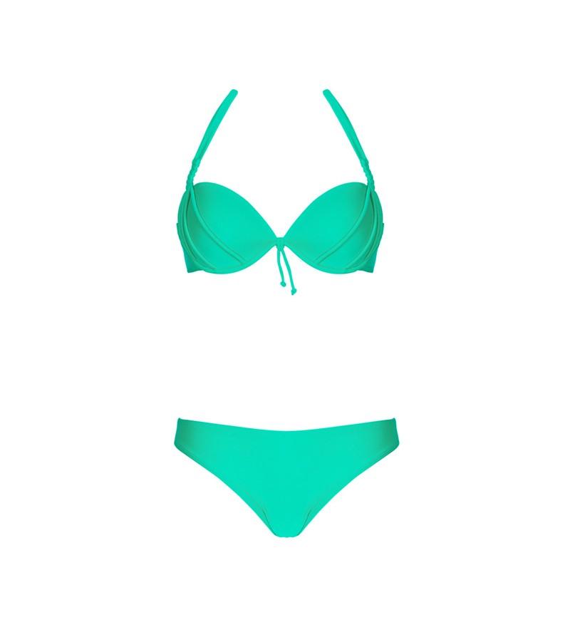Mint gekleurde bikini lingadore bahama 2512